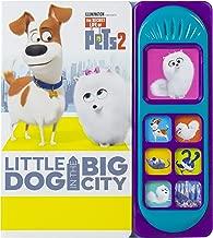 Secret Life of Pets 2 Little Sound Book - PI Kids
