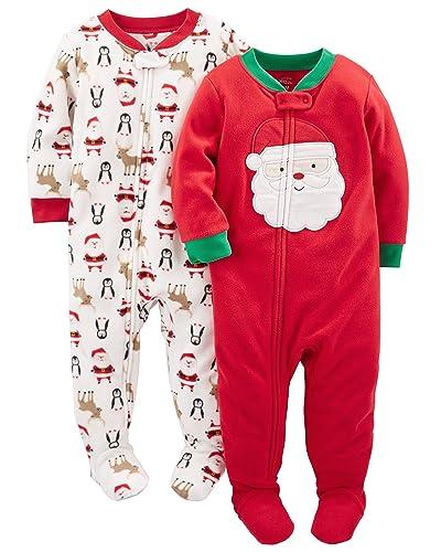 197ccbee5 Children Pajamas Christmas  Amazon.com