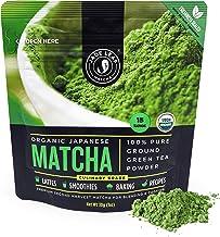 Jade Leaf Organic Matcha Green Tea Powder, 30 g (1 oz)