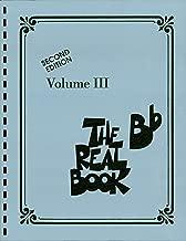 The Real Book - Volume III: Bb Edition (Real Books (Hal Leonard) 3)