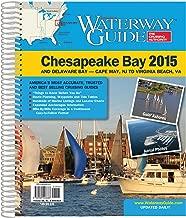 Waterway Guide Chesapeake Bay 2015 (Dozier's Waterway Guide)