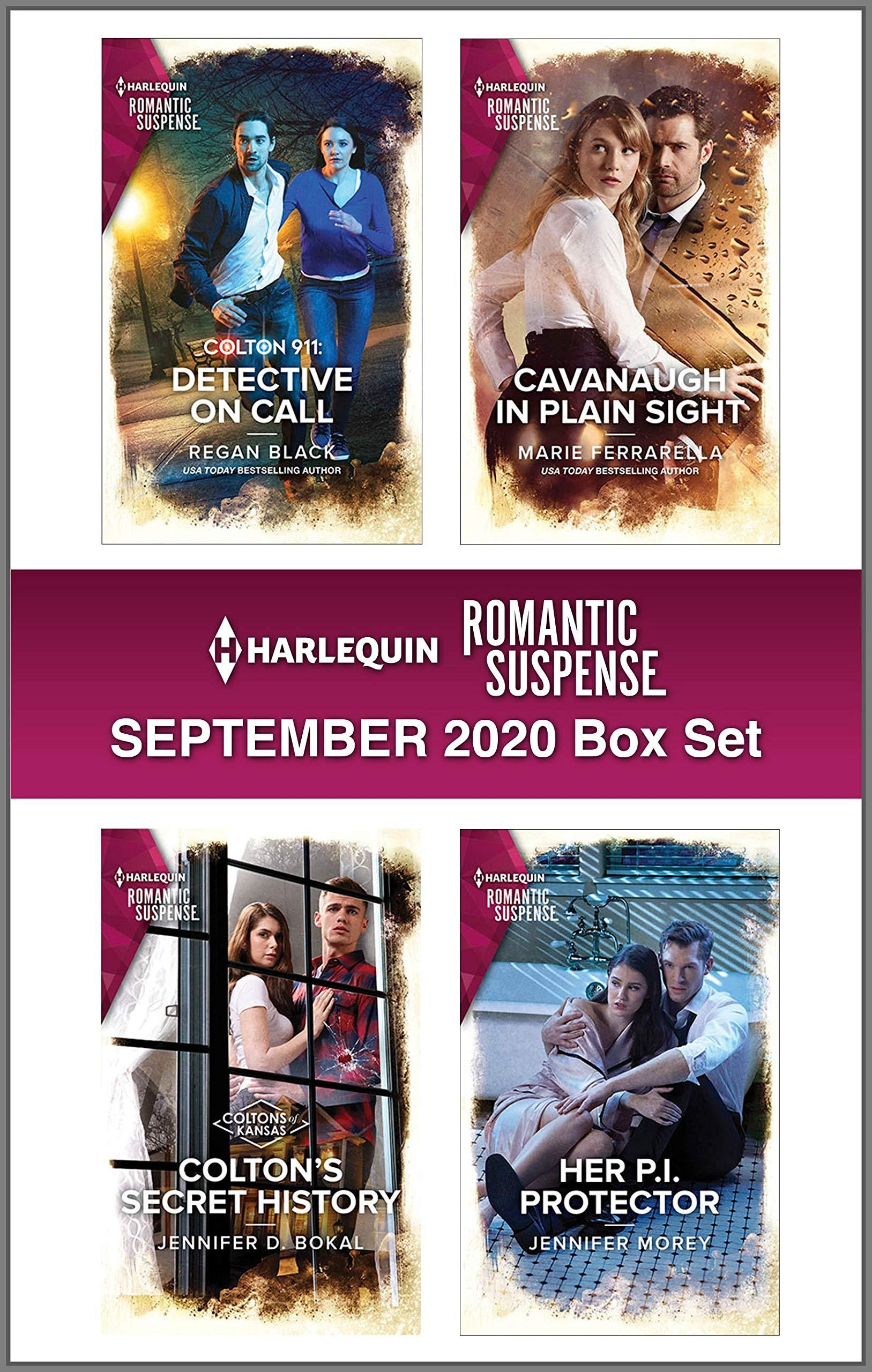 Harlequin Romantic Suspense September 2020 Box Set