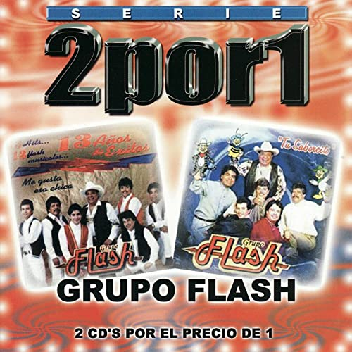 2 por 1 - Grupo Flash