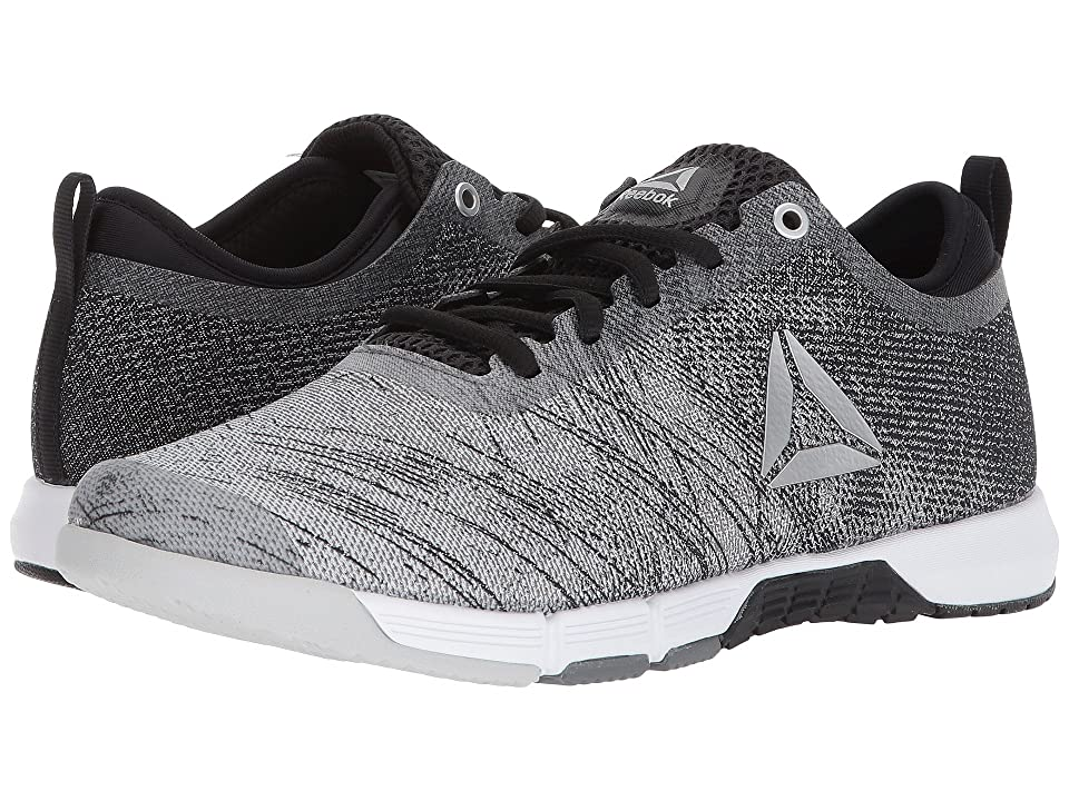Reebok Speed Her TR (Alloy/Black/White/Skull Grey/Silver) Women