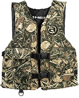 Airhead Youth Sportsman Life Vest with Pockets