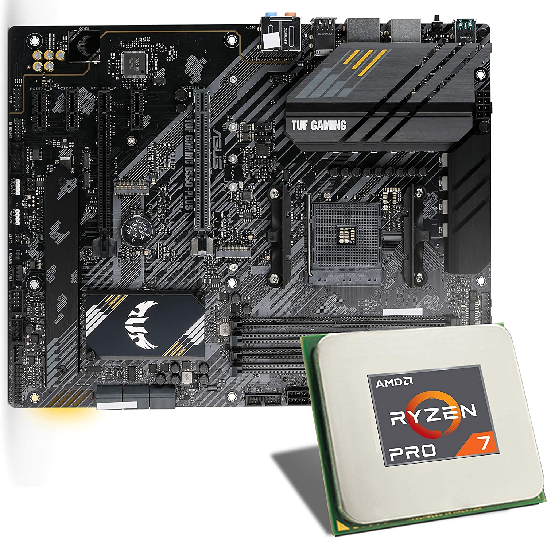 Amd Ryzen 7 3800x Asus Tuf B550 Plus Gaming Mainboard Elektronik