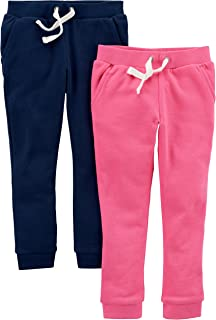 Girls' Big 2-Pack French Terry Jogger