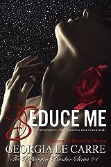 Seduce Me (Billionaire Banker Series Book 4) Kindle Edition