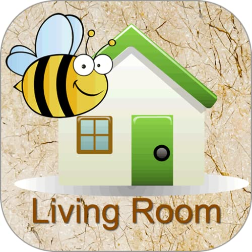 Words Around the House™ - Living Room - Video Flashcard Player