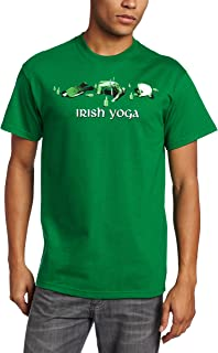 irish yoga shirt