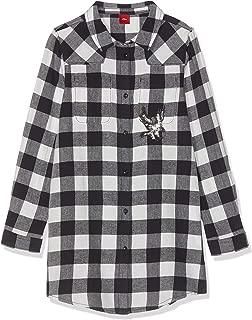 One Dark Grey Melange 9730 Size: 1 s.Oliver Girls 58.909.91.5574 Scarf