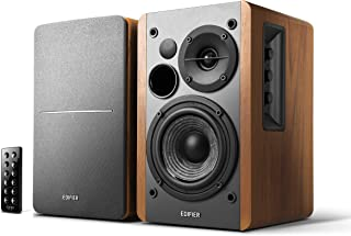 Edifier R1280DB Studio Bookshelf Bluetooth Speaker Brown 42W RMS Wireless Remote
