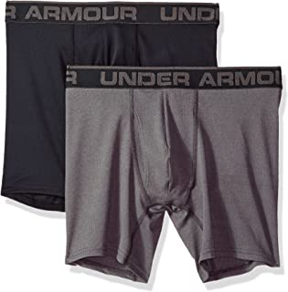 Under Armour Men's tech mesh 6in 2 pk
