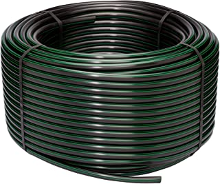 "Rain Bird T63-500S Drip Irrigation 1/2"" (0.634"" Blank OD) BlankDistributionTubing,500'Roll,Black"