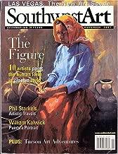 Southwest Art (November 2001) (monthly peridical art magazine)