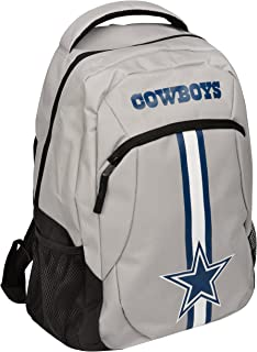2017 NFL Action Backpack School Gym Bag - Dallas Cowboys