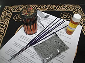 Samhain Ritual Kit ~ Samhain Altar Kit ~ Witchcraft Kit ~ Wicca Ritual ~ Witchcraft Supply ~ Samhain