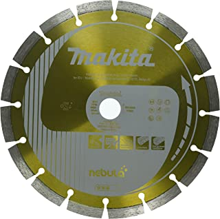 Makita tool GmbH B-54025 diamant. 230 x 22,23 NEBULA, flerfärgad