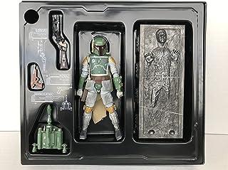 "Star Wars Black Series Comic Con 6"" Boba Fett And Han Solo In Carbonite"