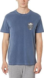 Camiseta Brasao Ponto Cruz, Osklen, Masculino, ,