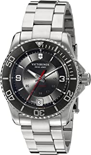Victorinox Men's 'Maverick' Swiss Automatic Stainless Steel Casual Watch