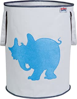 Trend Lab Dr. Seuss Horton Storage Tote, Blue/Gray
