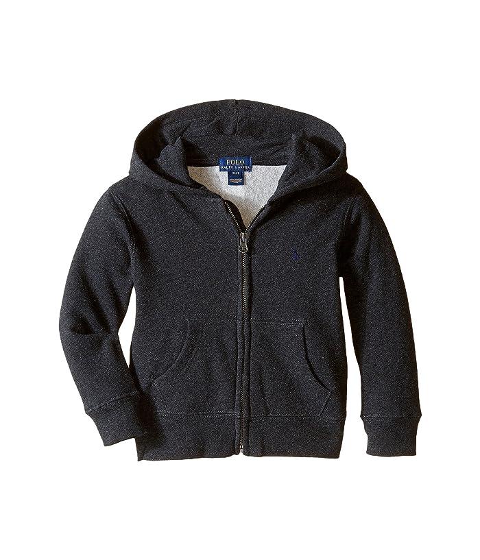 Polo Ralph Lauren Kids Collection Fleece Full Zip Hoodie Toddler