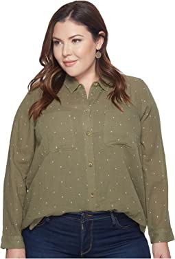 Plus Size Lucky You Shirt