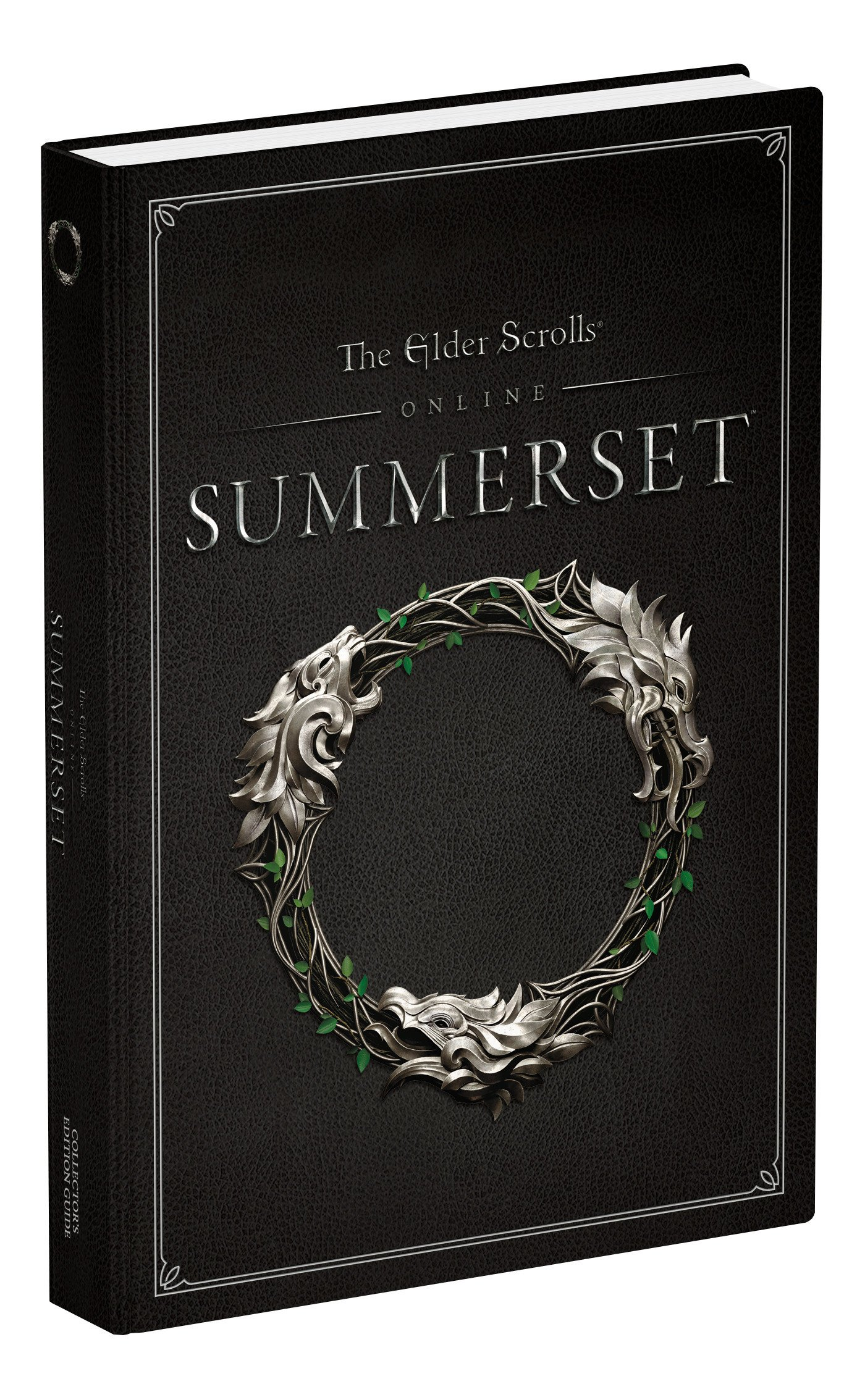 Download The Elder Scrolls Online: Summerset: Official Collector's Edition Guide 