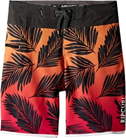 Rip Curl Kids - Mirage Mason Rockies Boardshorts (Big Kids)