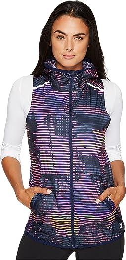 New Balance - Windcheater Vest Printed