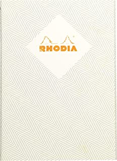 22,5x29,7 cm Date, Notes et Actions Une recharge cahier pour ExaMeeting 160 pages d/étachables pr/é-imprim/ées Rhodia 133401C