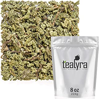 Tealyra - Peppermint Absolute - Unique Whole Leaves Peppermint - Digestive - Relaxing - Loose Tea - Caffeine-Free - Natura...
