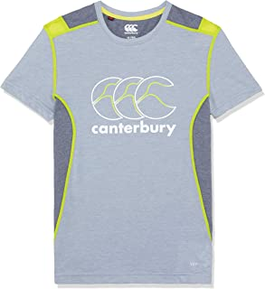 Canterbury Vapodri Performance Cotten T-Shirt, Youth-Boys