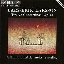 Larsson: 12 Concertinos, Op. 45