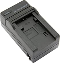 STK's Canon BP-727 Battery Charger - for BP-709, BP-718, BP-727 batteries and Canon Vixia HF R300, HF M500, HF R30, HF M52, HF R32, HF R40, HF R42, HF R400, Canon Legria HF M52, HF M56, HF M506, HF R38, HF R36, CG-700