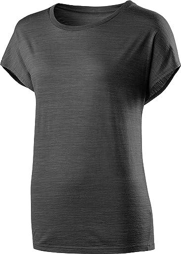 Houdini Activist - T-Shirt Manches Courtes Femme - Noir 2019 Tshirt Manches Courtes