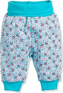 Schnizler Schnizler 婴儿女孩慢跑裤 灯笼裤 花朵印花带弹性肚兜