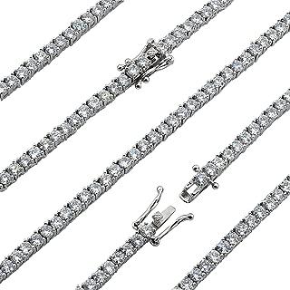 Best diamond tennis chain Reviews