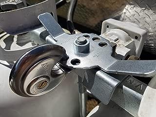 RVLOCKBOX Propane Tank Lock Bracket - Please Measure Before You Buy
