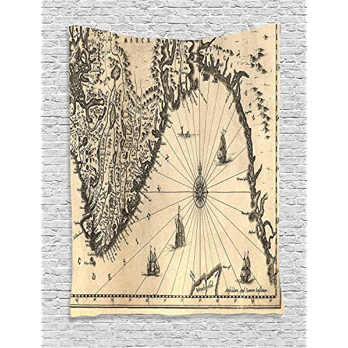 Viking Map Amazon Com