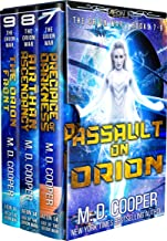 Assault on Orion - The Orion War Books 7-9 (The Orion War Collection Book 3)