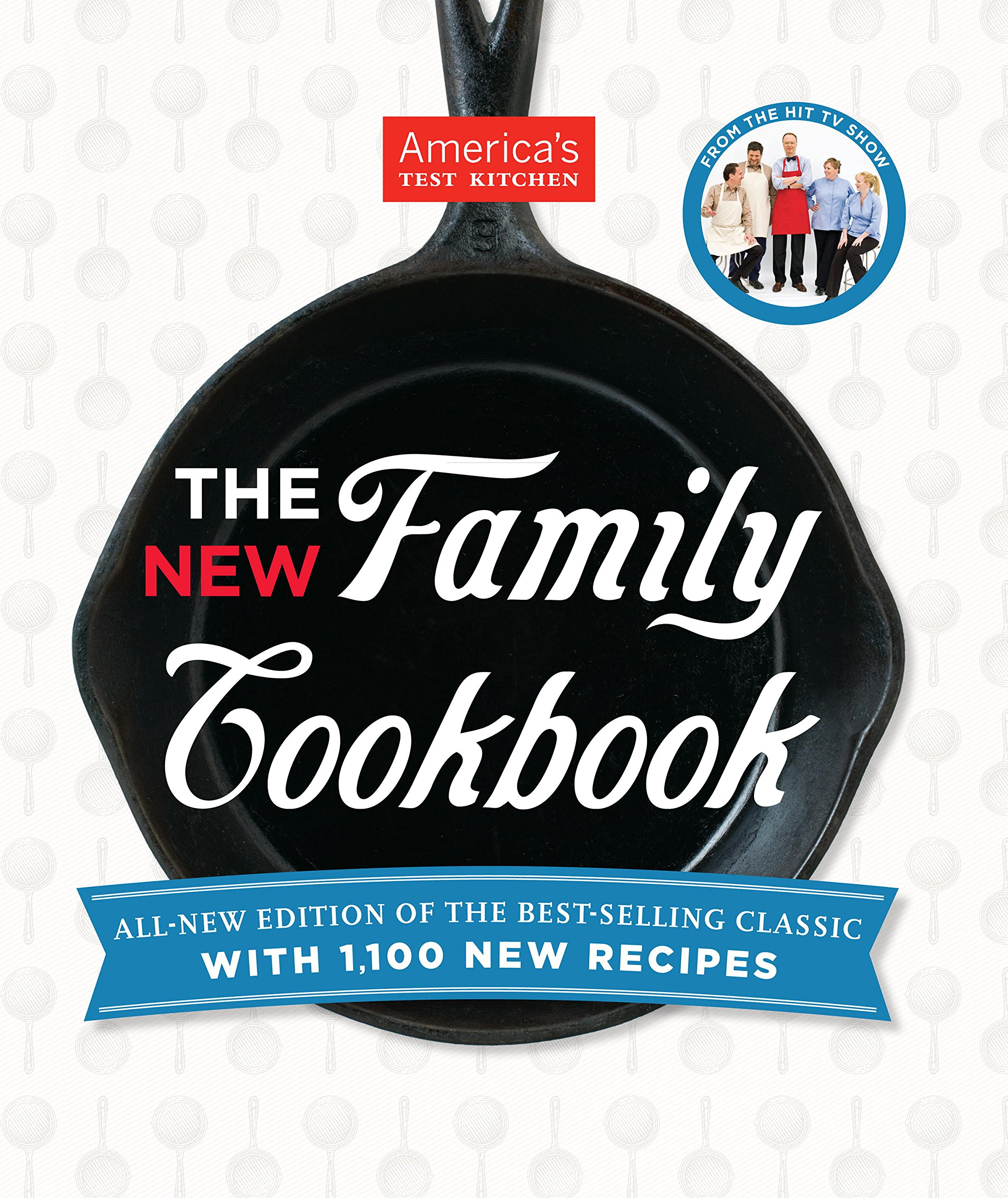 Image OfThe New Family Cookbook: All-New Edition Of The Best-Selling Classic With 1,100 New Recipes