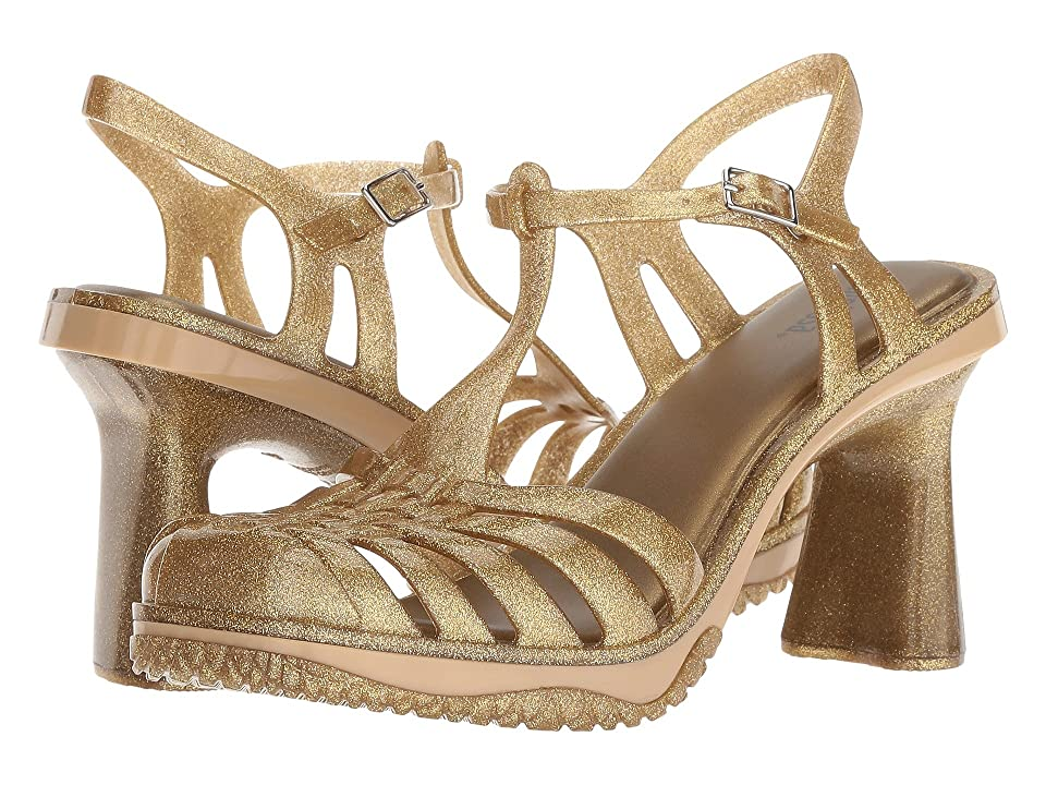 Melissa Shoes Vixen (Gold Sparkle) Women
