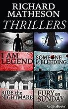 Richard Matheson Thrillers: I Am Legend, Someone is Bleeding, Ride the Nightmare, Fury on Sunday