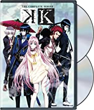 K The Complete Series (DVD)