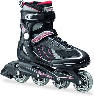 Bladerunner Size 8 Pro 80 Skate (Black/Red)
