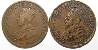 half penny 1927