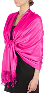 Best bright pink shawl Reviews