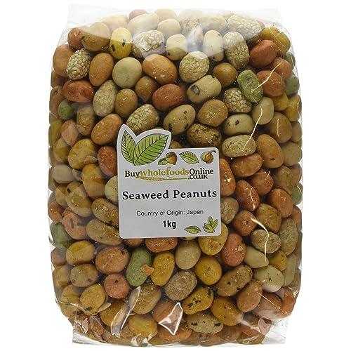 Buy Whole Foods Online   Seaweed Peanuts 1 Kg